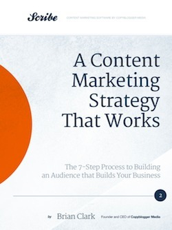 A Content Marketing Strategy That Works   Copyblogger   Latest Social Media News   Irresistible Content   Scoop.it