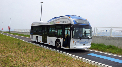 World's first road-powered electric vehicle network switches on in South Korea | Amazing Science | Scoop.it