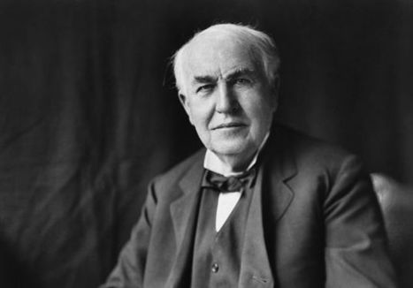 Take Thomas Edison's 146-Question Knowledge Test for Prospective Employees (1921) | Jay Cross | Scoop.it