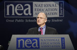 NEA leader: Teachers need to become 'social justice patriots' | Teacher Leadership Weekly | Scoop.it