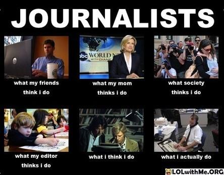 Journaliste est-il l'un des pires métiers ? - Maroc | Journalisme & Communication | Scoop.it