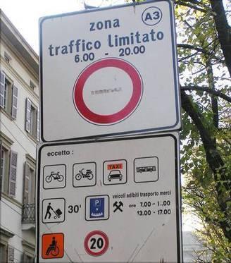 Italia ha il primato europeo di ZTL, 103 contro 43 Germania - Analisi e Approfondimenti - Motori - ANSA.it | Smart City Evolutionary Path | Scoop.it