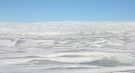 Earth's oldest and biggest impact crater found in Greenland | Geographic Information Sciences | Scoop.it