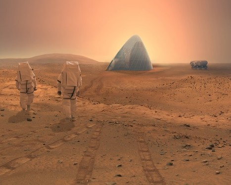 The Low-Tech Way to Colonize Mars | The Long Poiesis | Scoop.it