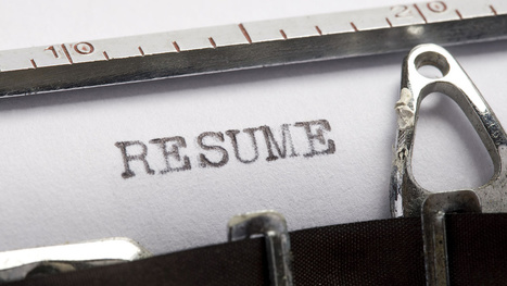 Should I use a paper resume or an online one?   Technoculture   Scoop.it
