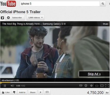 Les pires placements de bannières publicitaires sur le web | Be Marketing 3.0 | Scoop.it