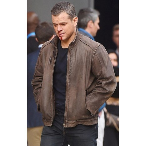 men celebrities leather jacket winter clothi