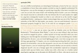 Quand le web flirte avec le papier… - Actualitté.com | Littératures numériques en Bibliothèque ? | Scoop.it