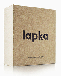 Personal Environment Monitor by Lapka™   quantified self   Scoop.it