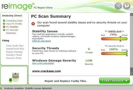 reimage pc repair 2017 free download