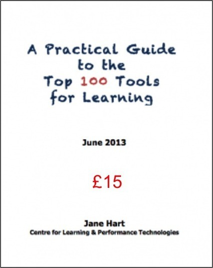 Top 100 Tools for Learning   iPadsAndEducation   Scoop.it