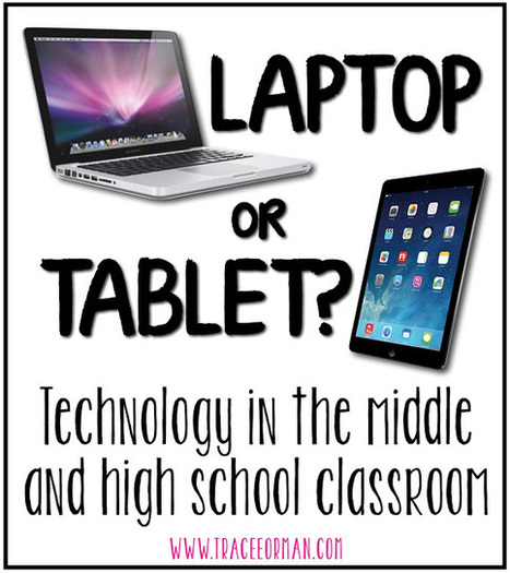 Laptop or Tablet? Transitioning from MacBookPros to iPads (and the frustrations of using Google Classroom) | Common Core Resources for ELA Teachers | Scoop.it