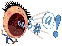 Oh, @#$%, Half Of Facebookers' Walls Have Profanity | interlinc | Scoop.it