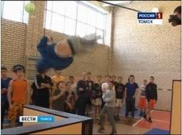 Enseñan prácticas de Parkour en la clase de educación física en la escuela | Zona Selecta | Educación Física - Secundaria | Scoop.it