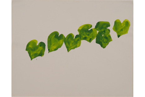Ellsworth Kelly's drawings of plants, flowers, leaves, spanning 60 years, on view at Metropolitan Museum | Museums and cultural heritage news | Scoop.it