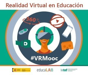 Realidad Virtual en Educación (1ª edición) | Mundos Virtuales, Educacion Conectada y Aprendizaje de Lenguas | Scoop.it
