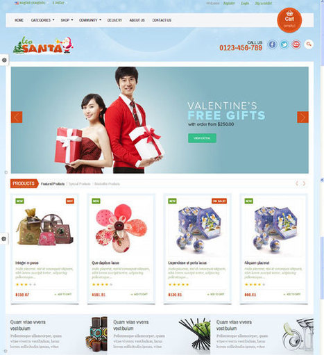 ad3756d22a Leo Santa Prestashop Theme for e-commerce websites