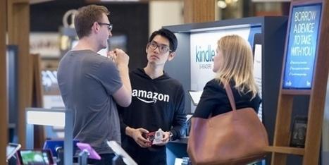 Amazon Store : c'est bien partit ! Et comme Apple en 2001 plus que des magasins Amazon crée des espaces de rencontre et de services. | Inside Amazon | Scoop.it