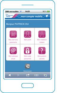 L'Assurance Maladie lance une version mobile d'Ameli ... - Buzz e-sante   NetSocial   Scoop.it