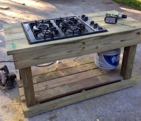 Cooking in the garden! | Up Cycled Garden | Scoop.it