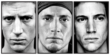 Soldier portraits: Before, During, and After War - lens culture photography weblog | Fotografía de guerra | Scoop.it