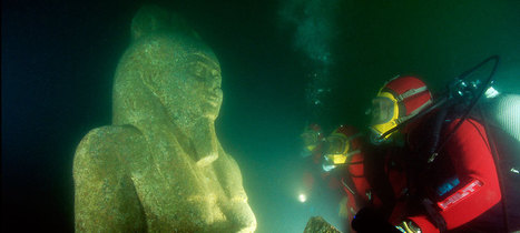 Research sheds light on ancient Egyptian port and ship graveyard : Archaeology News from Past Horizons   Egiptología   Scoop.it