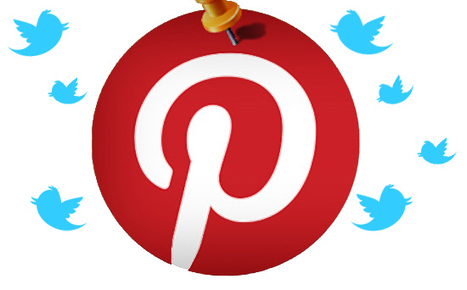 Tackling Twitter and Pinterest in 2013   Twitter Stats, Strategies + Tips   Scoop.it