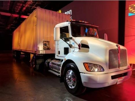 Amazon lance AWS Snowmobile, un camion capable de transporter de la data en toute sécurité   Marketing Innovation & Territoires   Scoop.it