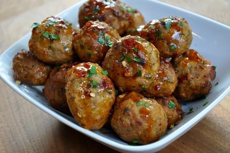 Slow Cooker Firecracker Chicken Meatballs | Nutrition & Recipes | Scoop.it