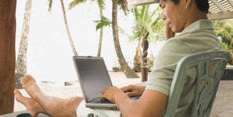 Le nomadisme digital: nouveau mode de vie 2.0 | Teletravail et coworking | Scoop.it