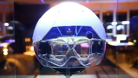 Daqri is a Hololens competitor that may beat Microsoft to the Enterprise punch - MSPoweruser   Augmented Reality and Teaching   Scoop.it