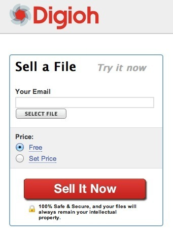 Sell Any Type of Downloadable File On Your Website with Digioh | Online Business Models | Scoop.it