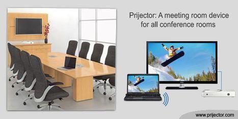 presentation system' in Prijector - Wireless Presentation