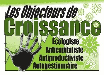 Mouvement des Objecteurs de Croissance (le M.O.C.) | Energie : Résistances et Alternatives écologiques | Scoop.it