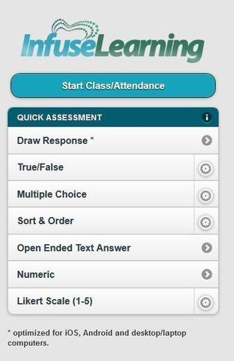 Infuse Learning - BYOD Student Assessment Tools   InfuseLearning Resources   Scoop.it