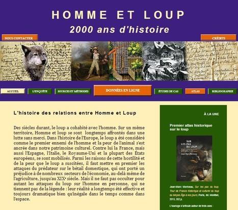 Attaques de loups : nouvelles archives en ligne | Nos Racines | Scoop.it