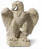 Roman eagle Sculture found in London