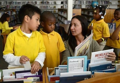 Missing From 6 School Libraries: Librarians | New Haven Independent | ENG 654 | Scoop.it