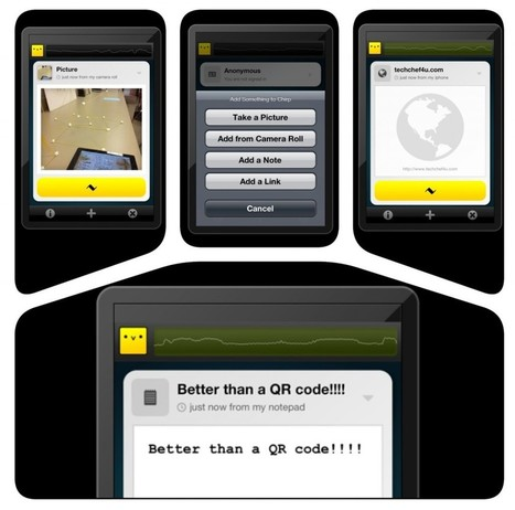 Move over QR codes… « techchef4u | eBooks, eLearners, and the Flipped Classroom | Scoop.it