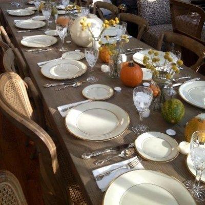 Thanksgiving Tablescape2012 | Annie Haven | Haven Brand | Scoop.it