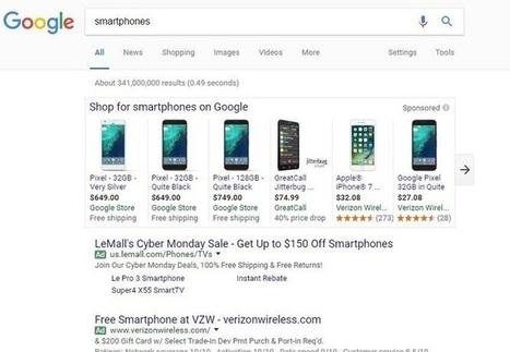 Une étude accuse Google de favoriser ses propres publicités lors des recherches | Freewares | Scoop.it