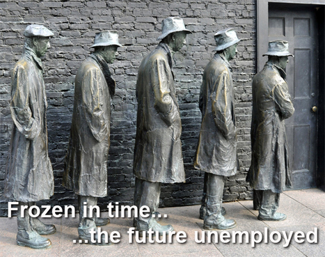The Threat of a Jobless World | Technoscience and the Future | Scoop.it