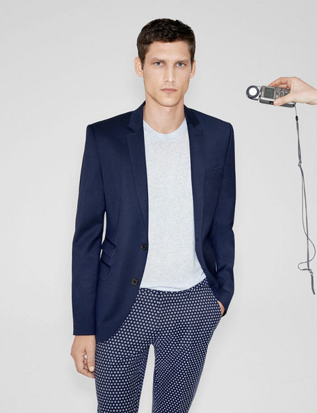 Zara Men's Lookbook of May: Of All Less Discreet ~ Men Chic- Men's Fashion and Lifestyle Online Magazine | Men's Fashion Trends | Scoop.it