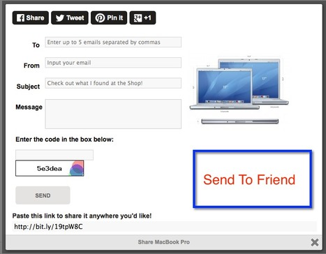 Extensions - Sale Alert - Newsletter - Send to friend - Viral your store | opencart | Scoop.it