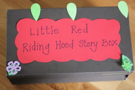 The Imagination Tree: Little Red Riding Hood Story Box | Literacia no Jardim de Infância | Scoop.it