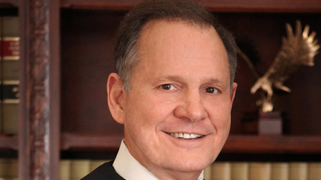 Alabama's chief justice: Buddha didn't create us so First Amendment only protects Christians   DidYouCheckFirst   Scoop.it