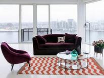 Aménager son salon : un canapé coloré pour un décor stylé | La Revue de Technitoit | Scoop.it