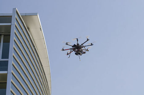 Homeland Security: hobbyist-sized drones are the latest terrorism threats | Anonymous Canada International news | Scoop.it