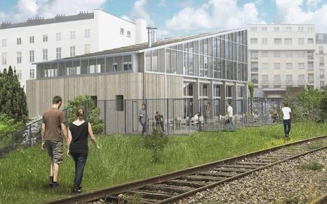 Paris : une ferme urbaine le long de la Petite Ceinture | Agriculture urbaine, architecture et urbanisme durable | Scoop.it