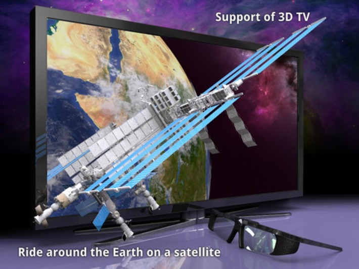 App Store - Solar Walk - 3D Solar System model | Machinimania | Scoop.it